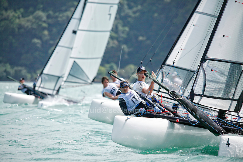 Italy	Sirena SL16	Open	Crew	ITAMG142	Maria	Giubilei<br /> Italy	Sirena SL16	Open	Helm	ITAGU1	Gianluigi	Ugolini<br /> Day3, 2015 Youth Sailing World Championships,<br /> Langkawi, Malaysia