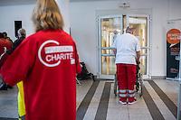 2016/09/07 Berlin | Charité | CFM-Warnstreik