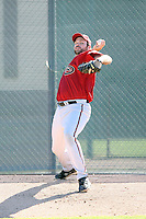 Josh Collmenter - Arizona Diamondbacks - 2010 Instructional League.Photo by:  Bill Mitchell/Four Seam Images..