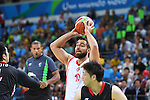 Cem Gezinci (TUR), <br /> SEPTEMBER 8, 2016 - Wheelchair Basketball : <br /> Preliminary Round Group A<br /> match between Turkey 65-49 Japan<br /> at Carioca Arena 1<br /> during the Rio 2016 Paralympic Games in Rio de Janeiro, Brazil.<br /> (Photo by AFLO SPORT)