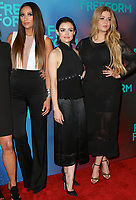 www.acepixs.com<br /> <br /> April 19, 2017 New York City<br /> <br /> (L-R) Shay Mitchell, Lucy Hale and Sasha Pieterse arriving at the Freeform 2017 Upfront at Hudson Mercantile on April 19, 2017 in New York City. <br /> <br /> By Line: Nancy Rivera/ACE Pictures<br /> <br /> <br /> ACE Pictures Inc<br /> Tel: 6467670430<br /> Email: info@acepixs.com<br /> www.acepixs.com