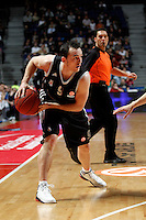Brose's Karsten Tadda during Euroliga match. February 28,2013.(ALTERPHOTOS/Alconada)