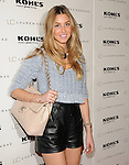 Whitney Port at The LC Lauren Conrad for Kohl's Launch Party  on Melrose Place in West Hollywood, California on October 01,2009                                                                   Copyright 2009 DVS / RockinExposures