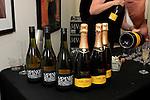 SANTA MONICA - JUN 25: Hudson Wine Brokers at the David Bromley LA Women Art Exhibition opening reception at the Andrew Weiss Gallery on June 25, 2016 in Santa Monica, California