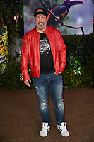 Joey Fatone of 'NSync at the Los Angeles premiere of &quot;Jumanji: Welcome To the Jungle&quot; at the TCL Chinese Theatre, Hollywood, USA 11 Dec. 2017<br /> Picture: Paul Smith/Featureflash/SilverHub 0208 004 5359 sales@silverhubmedia.com
