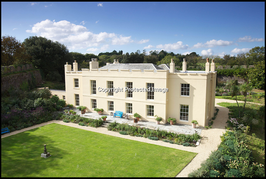 BNPS.co.uk (01202) 558833<br /> Picture: KnightFrank/BNPS<br /> <br /> ****Must use full byline****<br /> <br /> Trematon Castle sits in nine acres of beautifully landscaped gardens.<br /> <br /> They say an Englishman's home is his castle, but with this property you get two for the price of one.<br /> <br /> An enormous manor house which has an ancient castle sitting in the back garden has gone on the market for £850,000.<br /> <br /> The historic Trematon Castle was built shortly after the Norman Conquest in the 11th century by Robert, Count of Mortain.<br /> <br /> It was sold to Richard, Earl of Cornwall in 1270 and since then it has been owned by the Earls and Dukes of Cornwall. Currently, it is owned by Prince Charles' Duchy of Cornwall.<br /> <br /> The 860-year-old, Grade II listed castle near Saltash in Cornwall is now in ruins but some areas are still standing, such as the keep which has 30ft high walls.