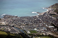 Aberystwyth<br /> Re: Aerial view of Wales. Sunday 14 June 2009<br /> Picture by D Legakis Photography / Athena Picture Agency, 24 Belgrave Court, Swansea, SA1 4PY, 07815441513