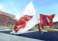 NWA Democrat-Gazette/MICHAEL WOODS • @NWAMICHAELW<br /> University of Arkansas Razorbacks vs the Kansas State wildcats in the 57th annual AutoZone Liberty Bowl January 2, 2016.