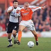 2001-12-08 Blackpool v Rochdale FAC2