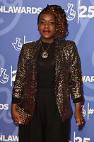 LONDON, UK. October 15, 2019: Tameka Empson at the National Lottery Awards 2019, London.<br /> Picture: Steve Vas/Featureflash