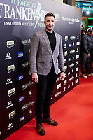 Fernando Gil attends to El Jovencito Frankenstein premiere at La Luz Philips Teather in Madrid, Spain. November 13, 2018. (ALTERPHOTOS/A. Perez Meca) /NortePhoto.com