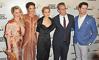 www.acepixs.com<br /> <br /> March 15 2017, LA<br /> <br /> (L-R) Actors Kristin Booth, Katie Holmes, Kristen Hager, Matthew Perry, and Brett Donahue arriving at the premiere of 'The Kennedys After Camelot' at The Paley Center for Media on March 15, 2017 in Beverly Hills, California.<br /> <br /> By Line: Peter West/ACE Pictures<br /> <br /> <br /> ACE Pictures Inc<br /> Tel: 6467670430<br /> Email: info@acepixs.com<br /> www.acepixs.com