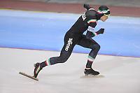 SCHAATSEN: SALT LAKE CITY: Utah Olympic Oval, 15-11-2013, Essent ISU World Cup, 500m, David Bosa (ITA), ©foto Martin de Jong