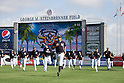 Alex Rodriguez (Yankees),<br /> MARCH 4, 2015 - MLB : Alex Rodriguez (c) of the New York Yankees in action during their Major League Baseball spring training at George M. Steinbrenner Field in Tampa, Florida, United States. (Photo by Thomas Anderson/AFLO) (JAPANESE NEWSPAPER OUT)