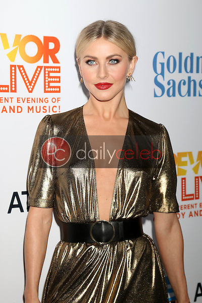 Julianne Hough<br /> at the TrevorLIVE Los Angeles 2016, Beverly Hilton Hotel, Beverly Hills, CA 12-04-16<br /> David Edwards/DailyCeleb.com 818-249-4998
