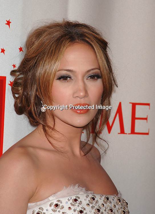 Jennifer Lopez  ..at Time Magazine's 100 Most Influential People ..Dinner on May 8, 2006 at Jazz at Lincoln at The Time Warner Center. ..Robin Platzer, Twin Images
