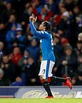 Carlos Peña celebrates his goal