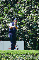 Phil Mickelson (USA) watches his tee shot on 2 during round 1 of the World Golf Championships, Mexico, Club De Golf Chapultepec, Mexico City, Mexico. 3/2/2017.<br /> Picture: Golffile | Ken Murray<br /> <br /> <br /> All photo usage must carry mandatory copyright credit (&copy; Golffile | Ken Murray)