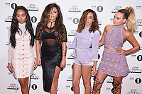 Little Mix<br /> at the Radio 1 Teen Awards 2016, Wembley Arena, London.<br /> <br /> <br /> ©Ash Knotek  D3188  22/10/2016