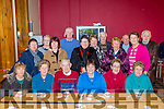 The senior citizens who are learning to use computers with the held of students at St Brendans College Killarney on Tuesday front row l-r: Josephine Kelliher, Sheila Daly, Jerry Cronin, Eileen daly, Mary O'connor, Cait Cronin. Back row: Kathleen Lynch, Catherine O';Connell, Phil Fleming, Liam O'Connell, Denise Sparling, Betty Dennehy, Joan Coffey, Denis crowley, Bill Holmes, Ann Cremin