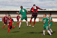 Eastbourne Borough FC (2) v Hendon FC (2) 06.10.13