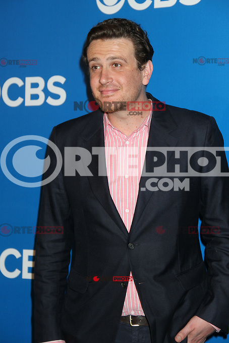 Jason Segel at the 2012 CBS Upfront at The Tent at Lincoln Center on May 16, 2012 in New York City. ©RW/MediaPunch Inc.