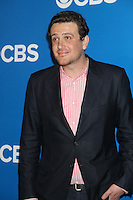 Jason Segel at the 2012 CBS Upfront at The Tent at Lincoln Center on May 16, 2012 in New York City. © RW/MediaPunch Inc.