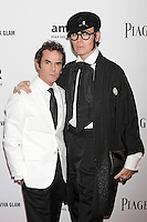 Stephen Knoll and Patrick McDonald attending amfAR's third annual Inspiration Gala at the New York Public Library in New York, 07.06.2012..Credit: Rolf Mueller/face to face /MediaPunch Inc. ***FOR USA ONLY***