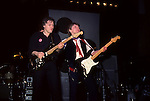 DAVID GILMOUR, Mick Ralphs, David Gilmour 1984  Beacon Theater, New York David Gilmour 1984 Beacon Theater , NY, Mick Ralphs on Guitar