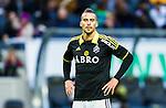 Solna 2015-04-26 Fotboll Allsvenskan AIK - &Ouml;rebro SK :  <br /> AIK:s Panajotis Dimitriadis under matchen mellan AIK och &Ouml;rebro SK <br /> (Foto: Kenta J&ouml;nsson) Nyckelord:  AIK Gnaget Friends Arena Allsvenskan &Ouml;rebro &Ouml;SK portr&auml;tt portrait