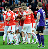 2nd Bundesliga October 27-13 Union Berlin wins vs Erzgebirge Aue,Berlin,Germany