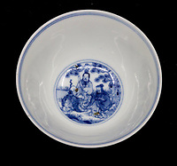 Bowl spotted in a box of bric-a-brac has sold for over £32,000