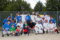 Tournoi des Ambassades - Federation Francaise de Baseball Softball et Cricket, Stade Pershing, Vincennes, France.