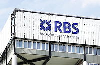 Nederland Rotterdam 2016 . RBS  The Royal Bank of Scotland. Foto Berlinda van Dam / Hollandse Hoogte