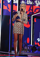 NASHVILLE, TN - JUNE 5: Carrie Underwood appears on the 2019 CMT Music Awards at Bridgestone Arena on June 5, 2019 in Nashville, Tennessee. (Photo by Frank Micelotta/PictureGroup)