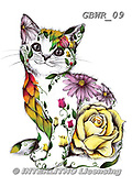 Simon, REALISTIC ANIMALS, REALISTISCHE TIERE, ANIMALES REALISTICOS, paintings+++++KatB_Rosie,GBWR09,#a#, EVERYDAY