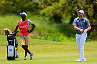 Casey O'Toole (USA) in action during the third round of the Afrasia Bank Mauritius Open played at Heritage Golf Club, Domaine Bel Ombre, Mauritius. 02/12/2017.<br /> Picture: Golffile | Phil Inglis<br /> <br /> <br /> All photo usage must carry mandatory copyright credit (&copy; Golffile | Phil Inglis)