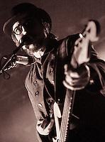 Primus performing at the Metropolis in Montreal, QC.