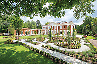 BNPS.co.uk (01202 558833)<br /> Pic: Savills/BNPS<br /> <br /> Fairway to Heaven - Hills End has been described as 'a fabulous new masterpiece'. <br /> <br /> This breathtaking brand new mansion only a pitching wedge from one the most exclusive golf clubs in the country has emerged for sale for a whopping £22m.<br /> <br /> Hills End nestles within the prestigious Sunningdale estate in Surrey, home of the £4,000 a year Sunningdale Golf Club which dates back to 1900 and has hosted the Women's British Open and the Senior Open Championship.<br /> <br /> The newly-built property sits on a 1.75 acre plot  boasting six bedrooms, eight reception areas, a swimming pool complex with spa, sauna and yoga rooms along with a large cinema. and walk in wardrobes.<br /> <br /> The incredible Palladian style home is on the market with estate agents Savills who describe it as 'a fabulous new masterpiece'...that comes with a whopping £22 million price tag.