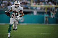 MIAMI, FL, 21.10.2018 – DOLPHINS-LIONS – Jogador Amendola do Miami, durante partida válida pela sétima semana da temporada regular da NFL, no Hard Rock Stadium, na tarde deste domingo (21) (Foto: Jayson Braga / Brazil Photo Press)
