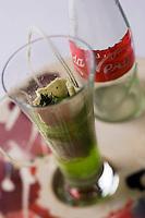 Europe/France/Rhone-Alpes/74/Haute-Savoie: Soda Veyrat  recette de Marc Veyrat
