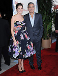 George Clooney and Shailene Woodley attends the Fox Searchlight Premiere of The Descendants held at The Academy of Motion Pictures,Arts & Sciences in Beverly Hills, California on November 15,2011                                                                               © 2011 DVS / Hollywood Press Agency