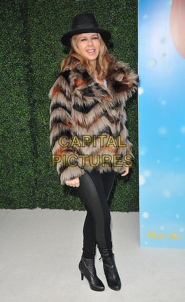 Kate Garraway attends the &quot;Snoopy &amp; Charlie Brown: The Peanuts Movie 3D&quot; gala film screening, Vue West End cinema, Leicester Square, London, England, UK, on Saturday 28 November 2015.<br /> CAP/CAN<br /> &copy;Can Nguyen/Capital Pictures