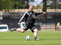 Pictured: Kristian O'Leary Thursday 21 May 2015<br />