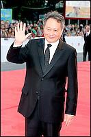 """Ang Lee sur le tapis rouge pour le film """"Lust, caution"""" - Festival de Venise 2007"""