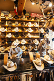 USA, Colorado, Aspen, Kimo Sabe western store in the square in downtown Aspen
