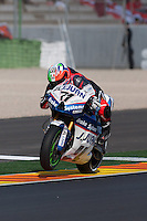 Claudio Corti debut in MotoGP
