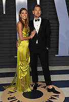 04 March 2018 - Los Angeles, California - Heidi Klum, Michael Michalsky. 2018 Vanity Fair Oscar Party hosted following the 90th Academy Awards held at the Wallis Annenberg Center for the Performing Arts. <br /> CAP/ADM/BT<br /> &copy;BT/ADM/Capital Pictures