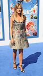 Jennifer Aniston arriving at the Warner Bros. Pictures premiere of Storks, held at Regency Village Theater Westwood California September 17, 2016.