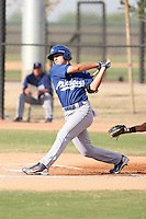 Jake Lemmerman - Los Angeles Dodgers - 2010 Instructional League.Photo by:  Bill Mitchell/Four Seam Images..